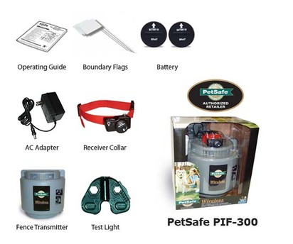 Petsafe Wireless Pet Containment System Pif 300 Home